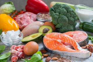 What you can eat with a ketogenic diet